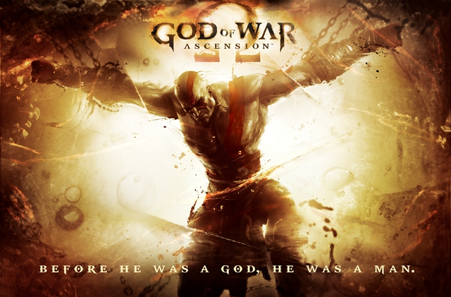 God of War: Ascension Çıkıyor!